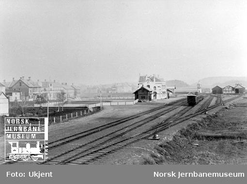 Levanger stasjon