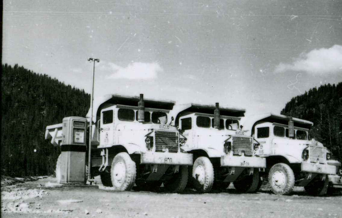 Tveito 2, mai 1958