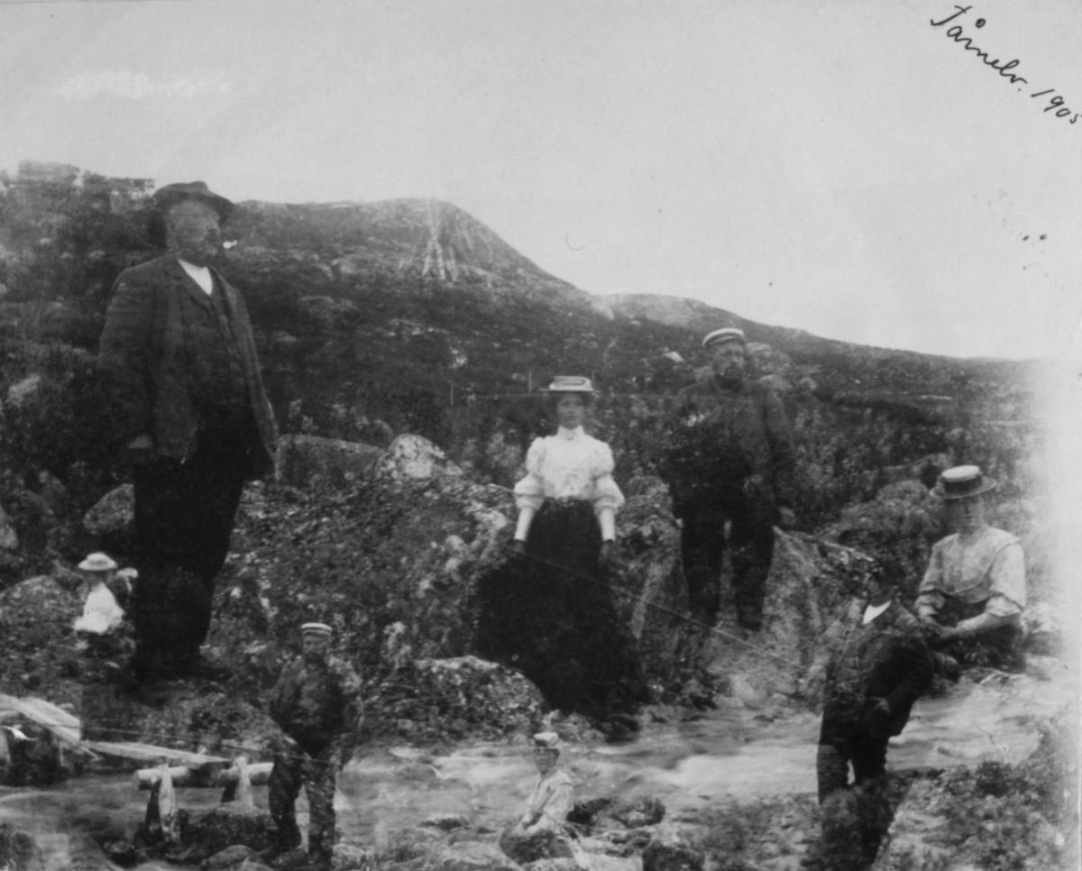 Tårnelv 1905.