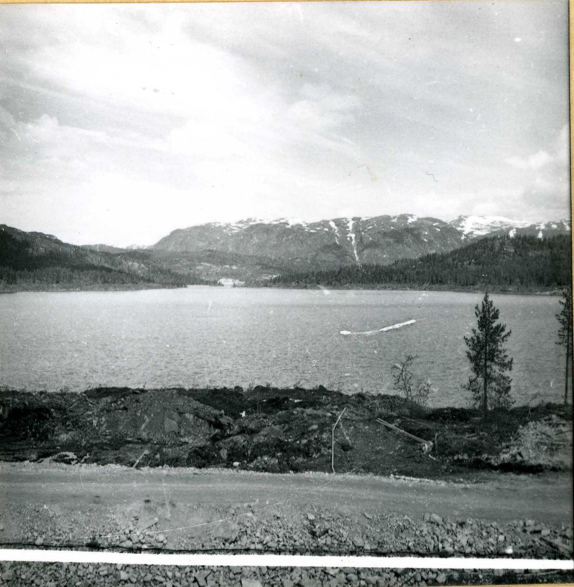 Inntak og dam. Våmar vatn + Kåsvatn  (4)