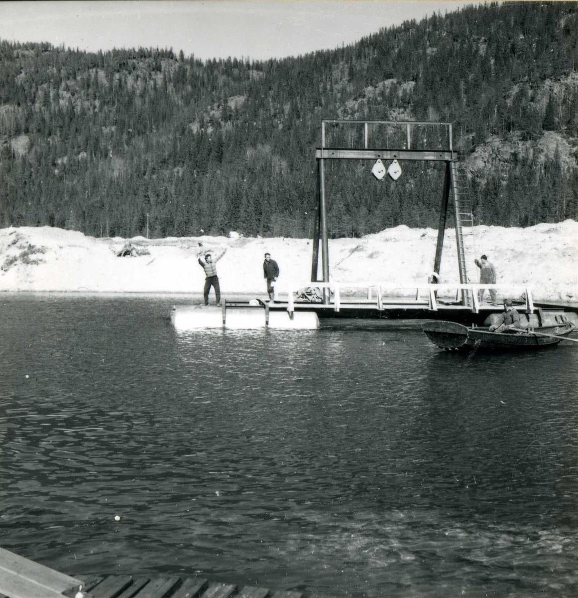 819-5 Flåte Byrtevatn