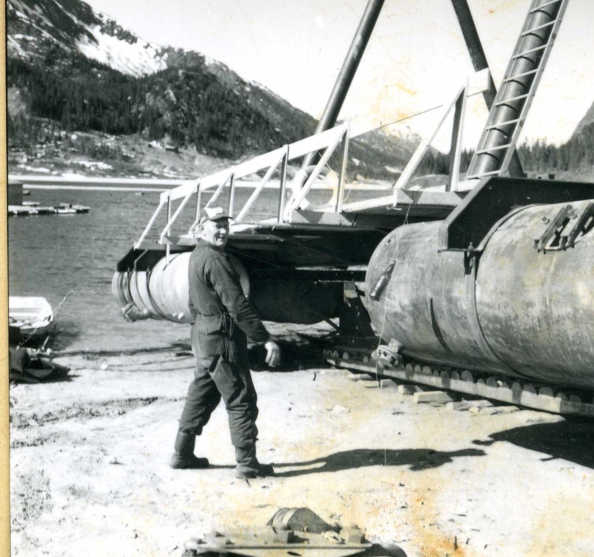 820-1 Flåte Byrtevatn