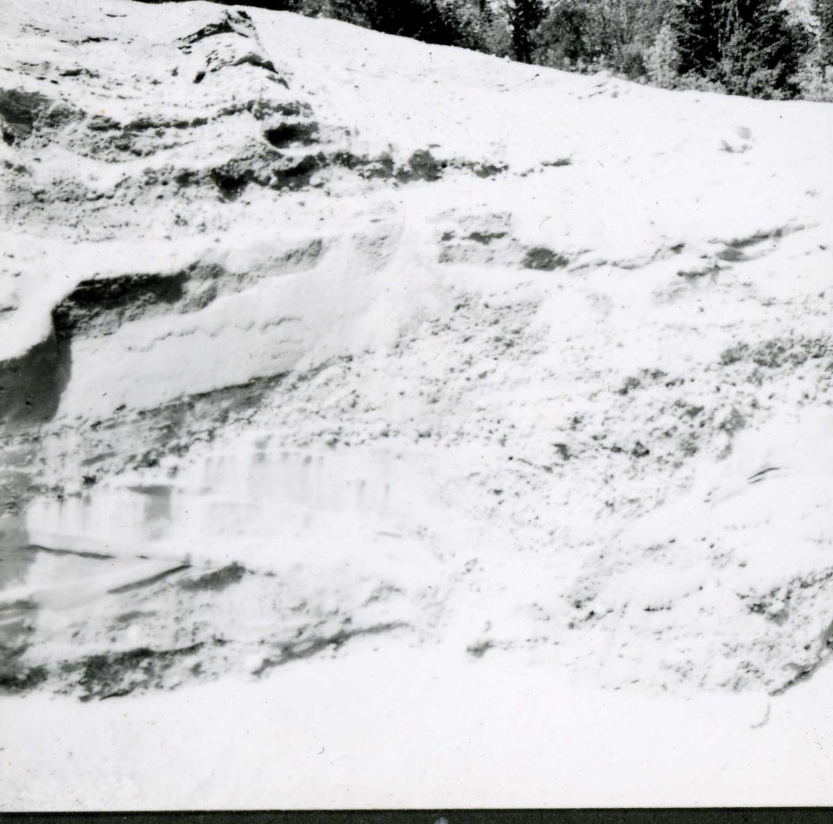 Dalen 7, betong, mai 58
