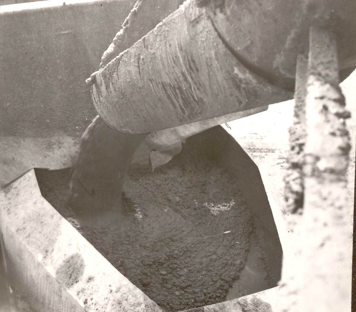 Eidsborg 30, betong