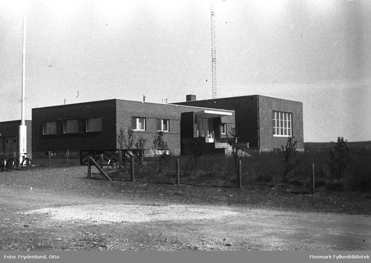Finnmark kringkasters nye bygg i Vadsø