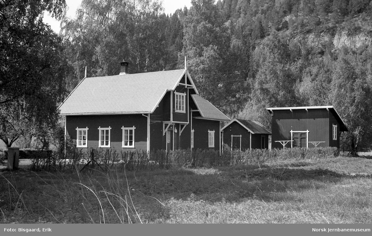 Svangstrand tidligere stasjonsbygning