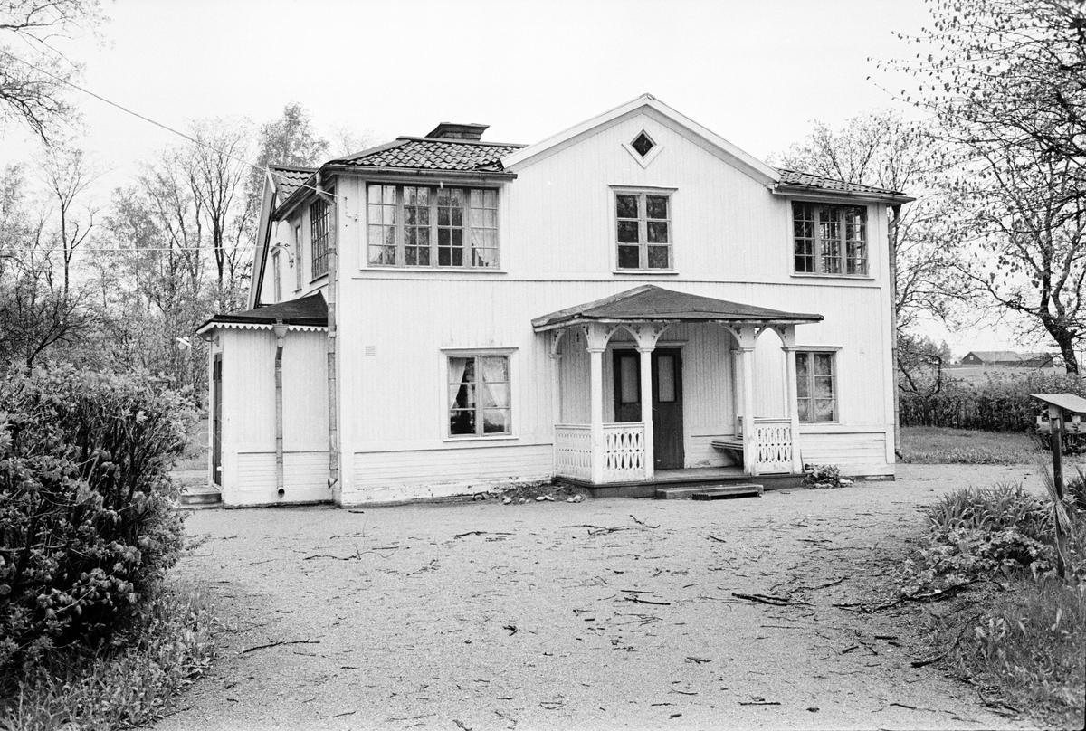 Rivningshus, Uppsala, maj 1967