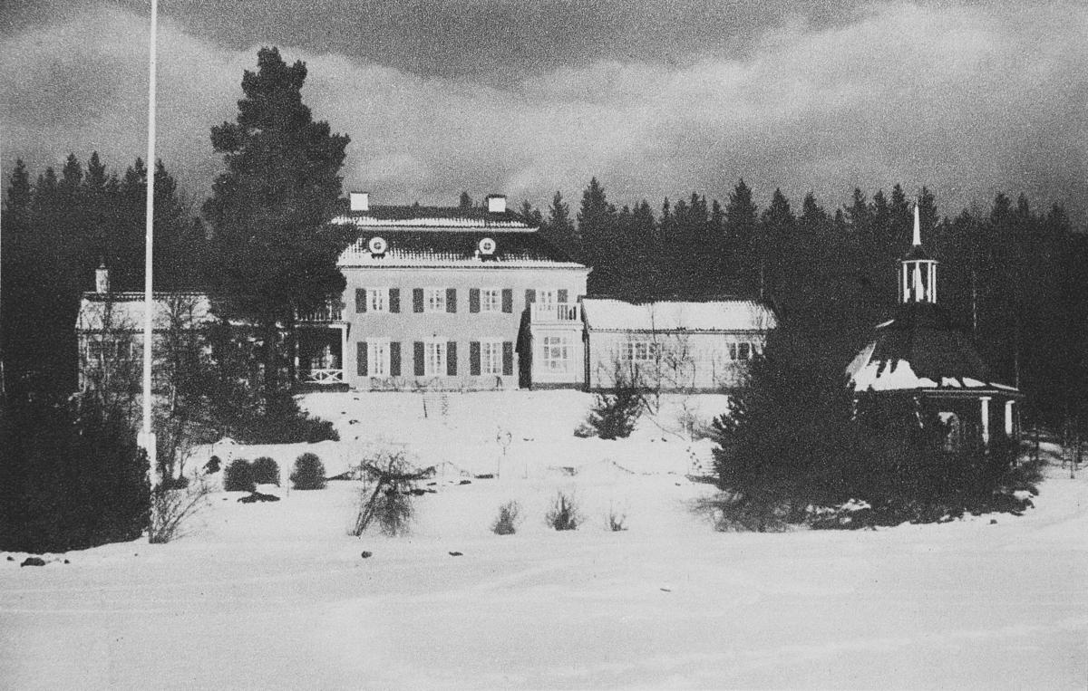 Villa Marieberg, Norrlidsgatan 7-9.