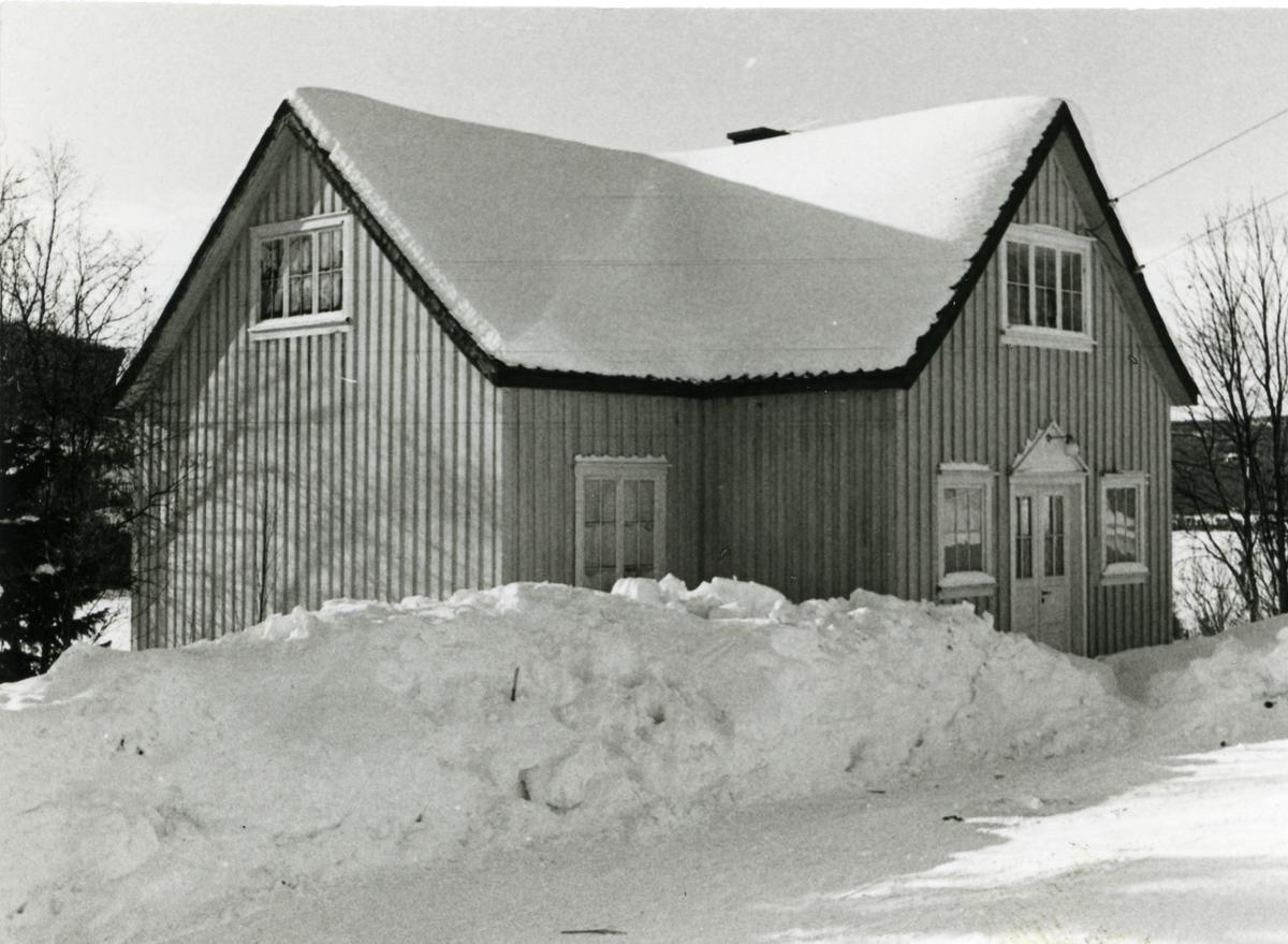 Steinsetbygda menighetshus, Etndal