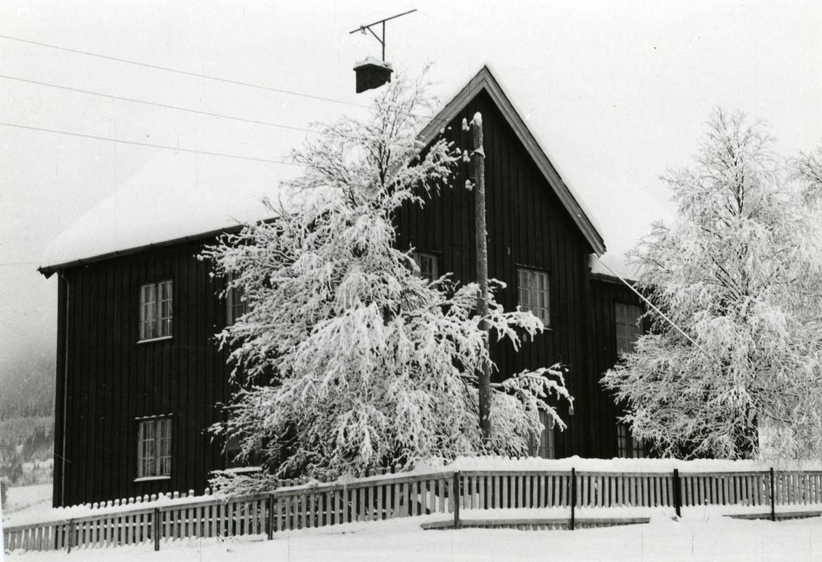 Ulnes gamle skule, Nord-Aurdal.
