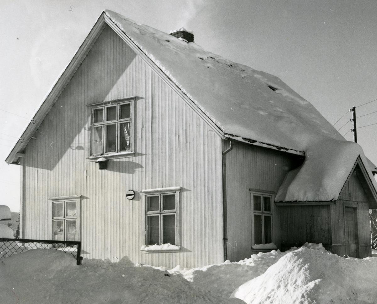 Skrautvål bedehus i Nord-Aurdal kommune i Valdres.