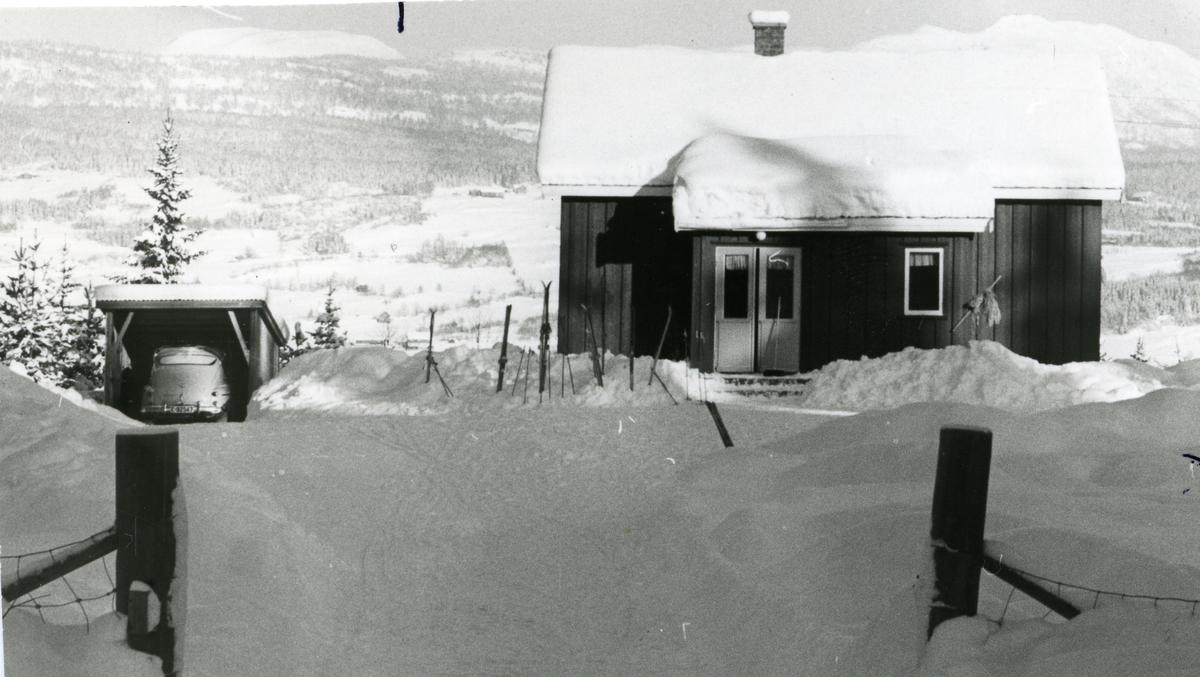 Rogndokken skule i Vestre-Slidre kommune i Valdres.
