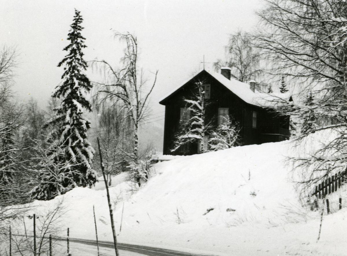 Storhaug skule i Vestre Slidre kommune i Valdres.