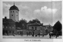 """""""Parti af Uddevalla""""."""