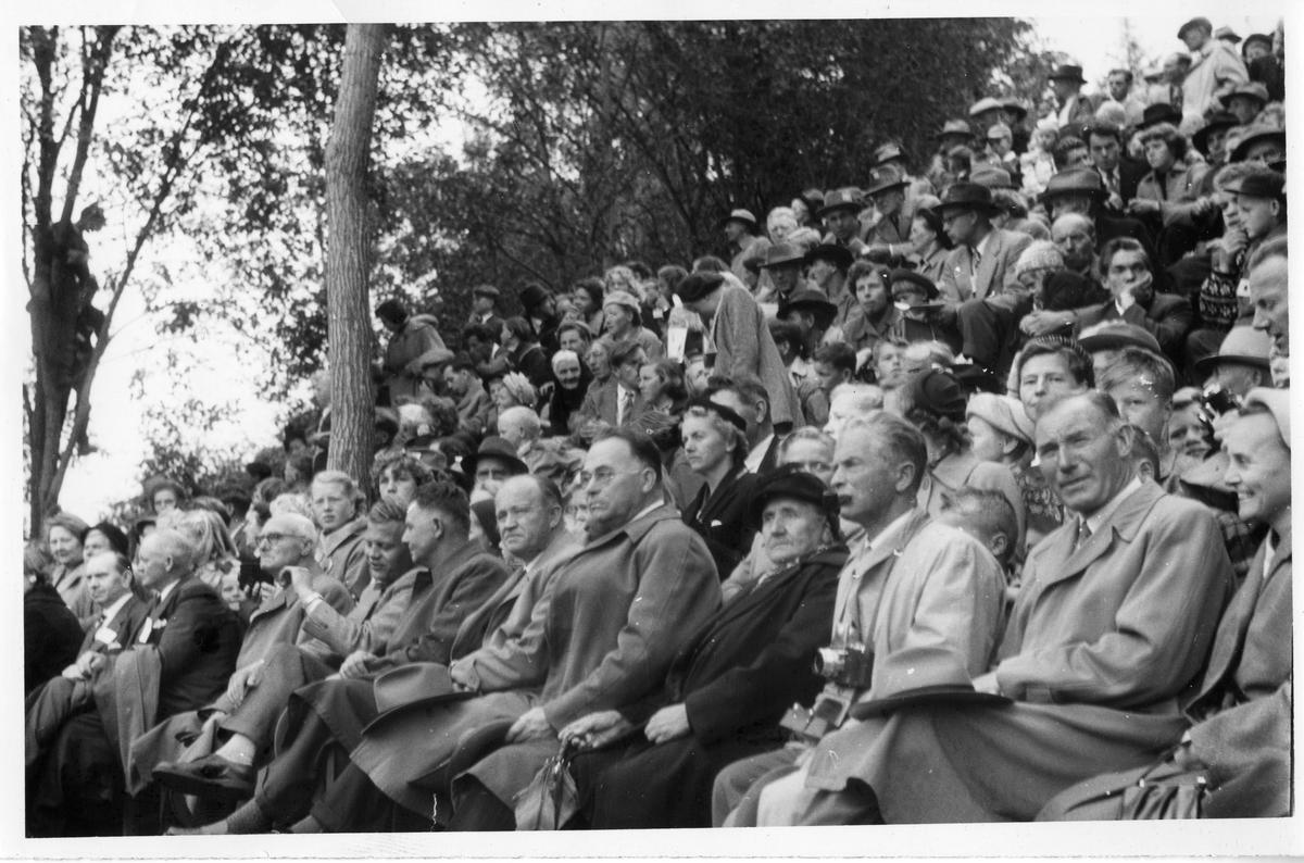 Jubileum i Kviteseid 1956.