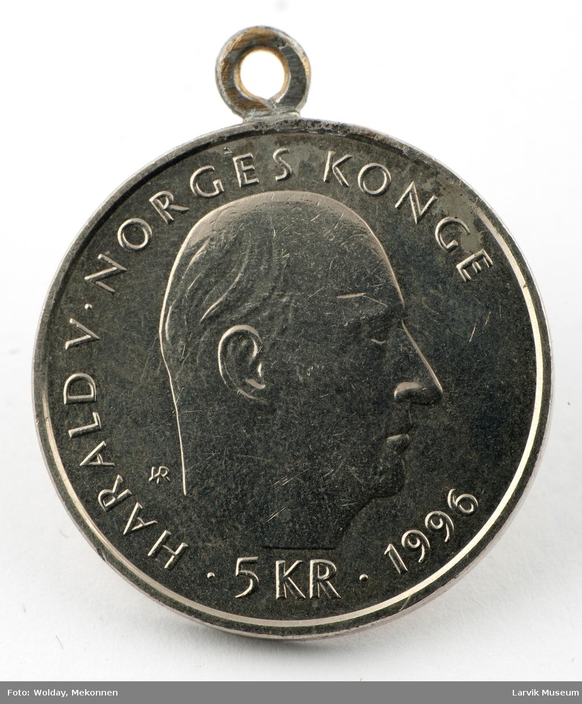 Harald V - Norges konge - 1996