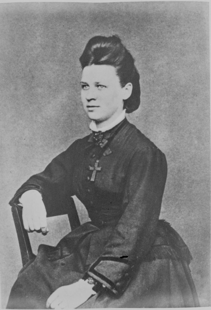 Anette Kristiansen f. Iversen (fra Rygge)