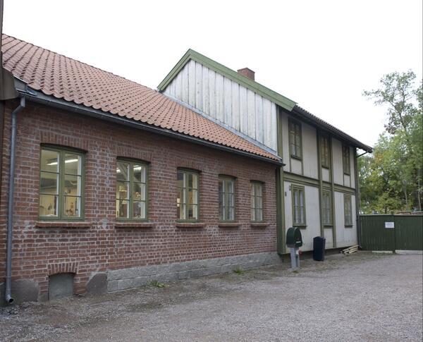 Sagveien og Enebakkveien. Foto/Photo