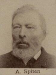 Nattoppseer smeltehytta Anders J. Spiten (1827-1904) (Foto/Photo)
