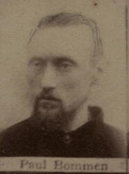 Sjakthauer Paul Chr. Bommen (1858-1933) (Foto/Photo)