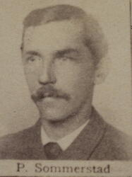 Halvsjeider Paulus H. Sommerstad (1852-1927) (Foto/Photo)