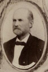 Overførster Jacob Otto Lange (1833-1902) (Foto/Photo)