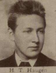 H. T. Haugen (Foto/Photo)