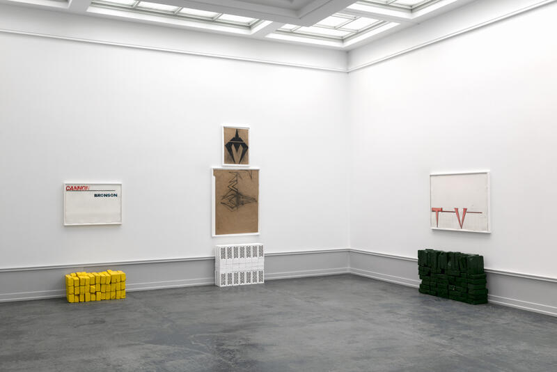 Matias Faldbakken, «MONSTRUM», 2021. Tegning og skulptur. Foto: Susann Jamtøy / TKM. (Foto/Photo)