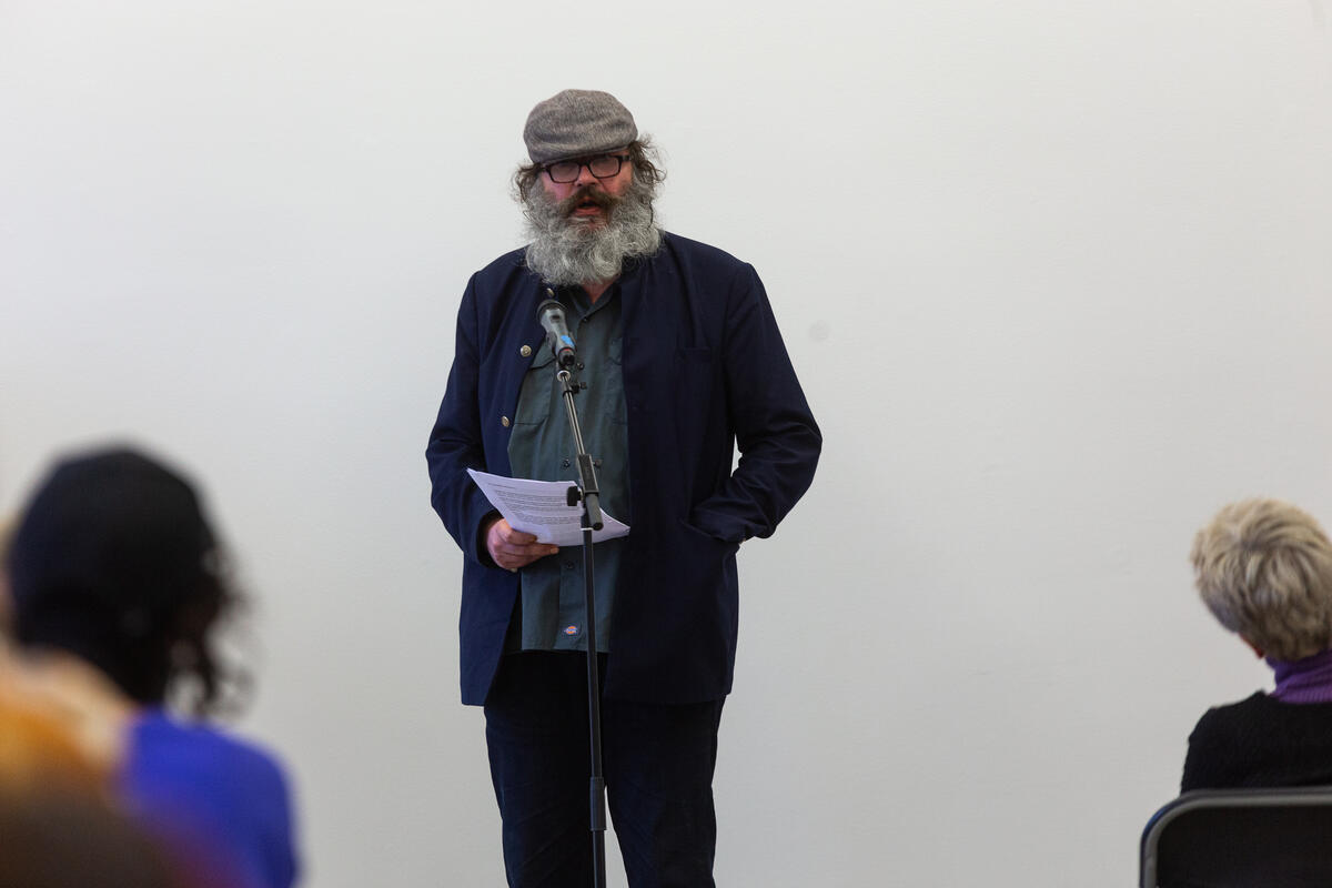 Photos from the opening 20. March 2021. Photo: Nadia Caroline Andersen / TKM. (Foto/Photo)