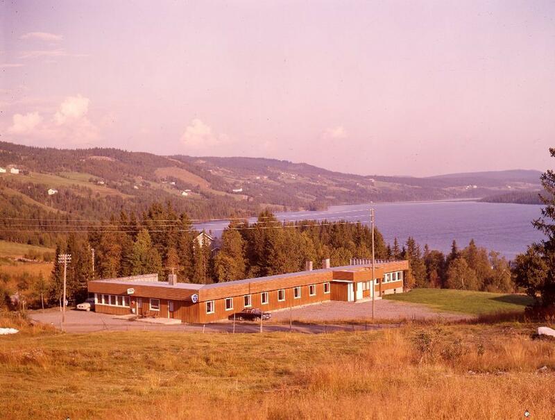 Valdres Høyfjellshotell. Etnedal Foto: Nils Neste/Valdres Folkemuseum. (Foto/Photo)