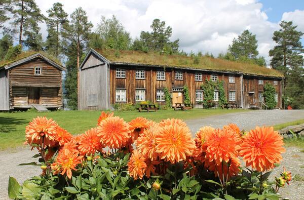 Rindal_skimuseum_sommerbilde_.jpg. Foto/Photo