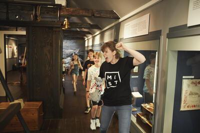 Trondhjems_Sjofartsmuseum_MIST2021_photo_Wil_Lee-Wright_107A1413.jpg. Foto/Photo