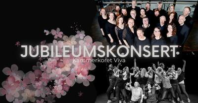 Jubileumskonsert med Kammerkoret Viva. Foto/Photo
