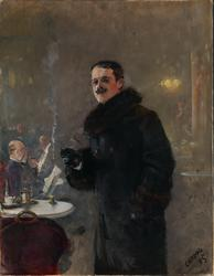 Maleren Gerhard Munthe [Maleri]