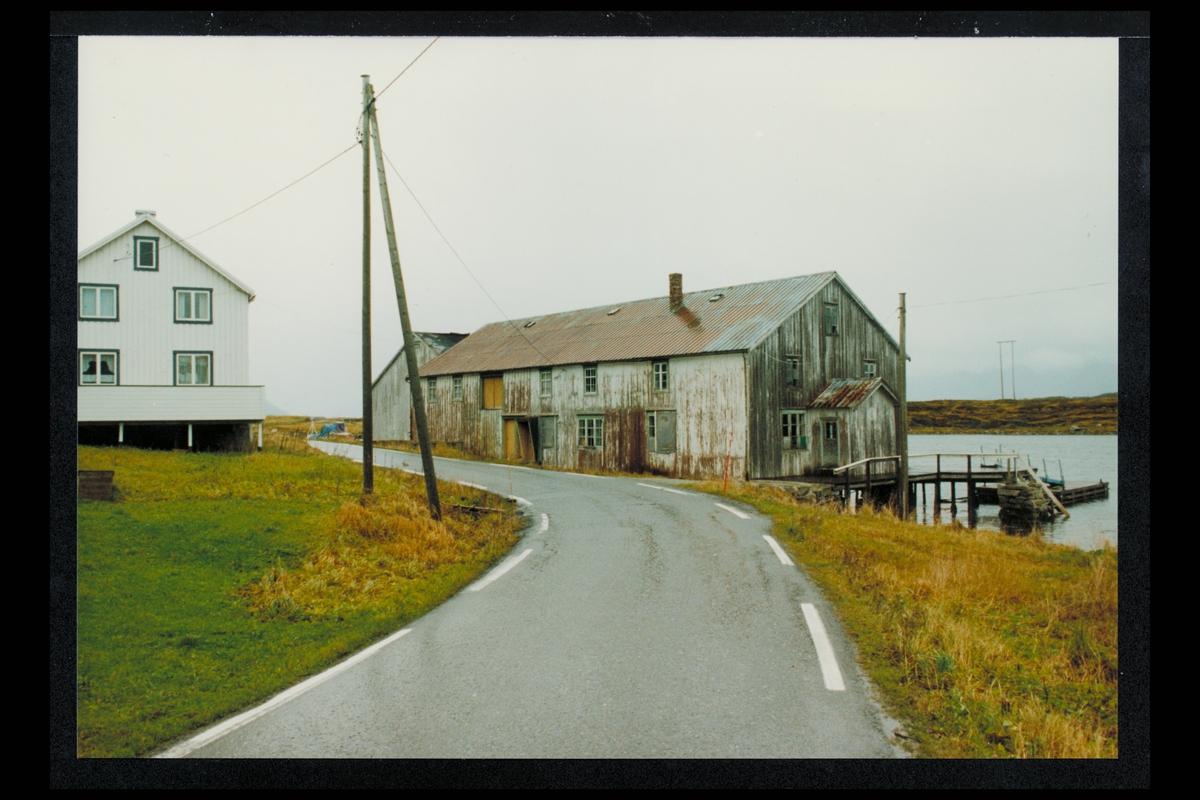 eksteriør, postkontor, ukjent, Sandnessjøen