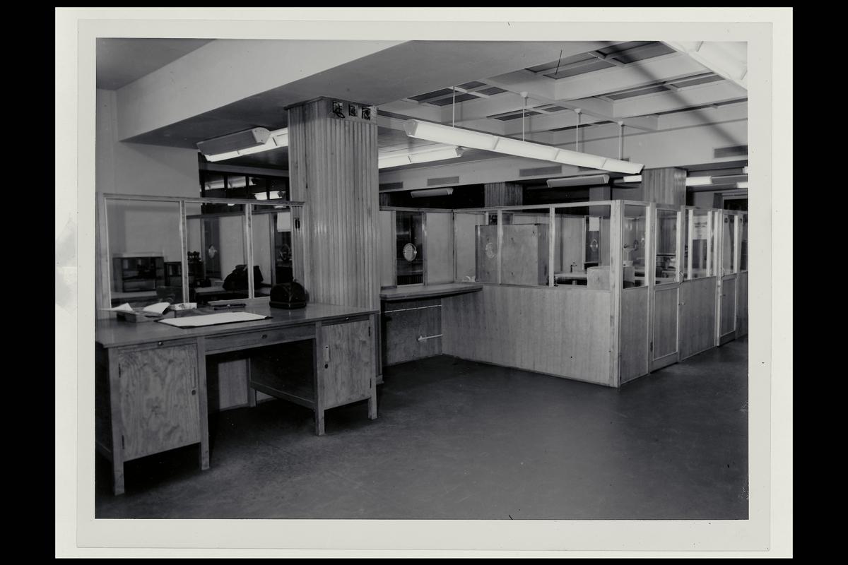 interiør, postkontor, 6500 Kristiansund N, ekspedisjon