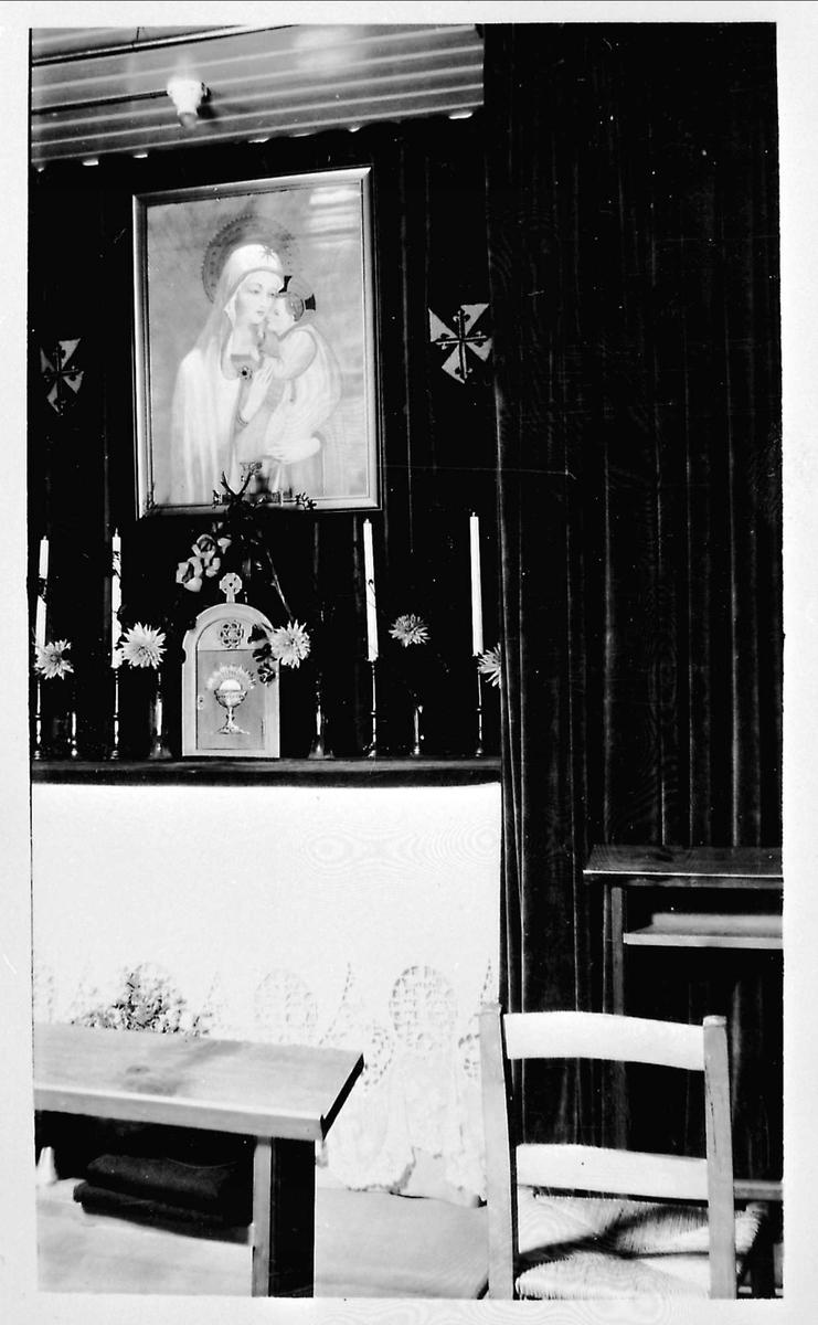 Oslo, Dominikanerkirken, kapell