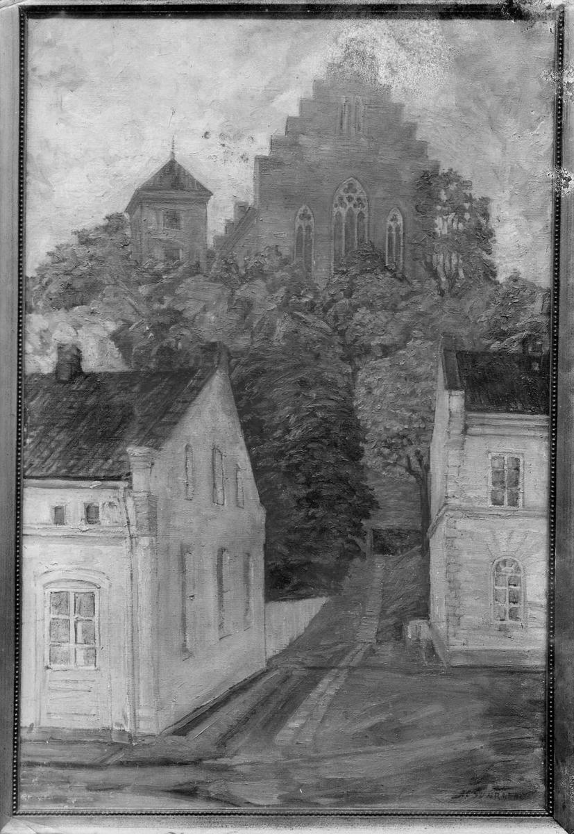 Maleri, Akershus festning