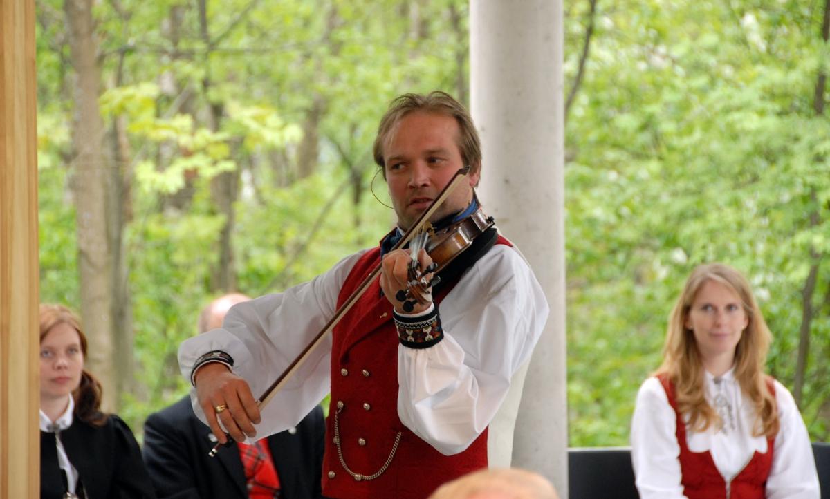 DOK:2007, Bjerkebæk, åpning, Øystein Rudi, musikk,
