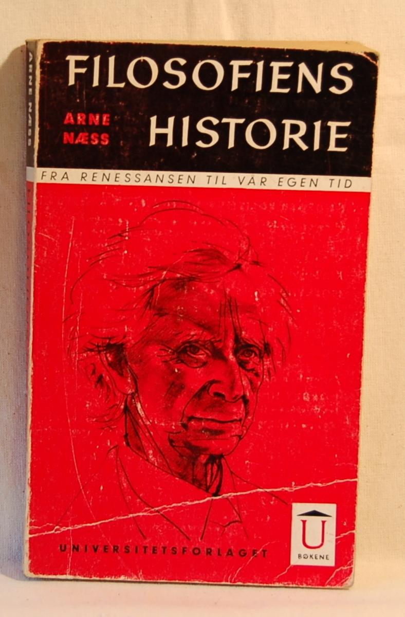 På bokens forside et portrett