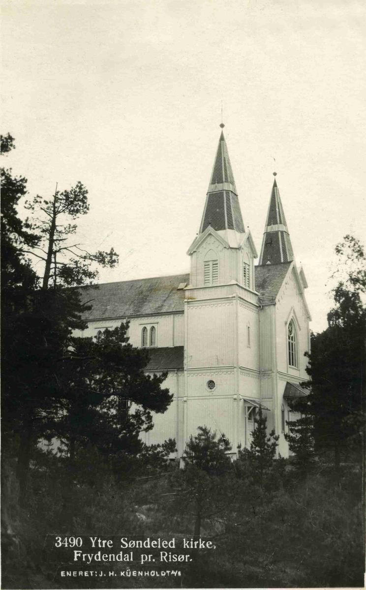 Ytre Søndeled kirke / Frydendal kirke