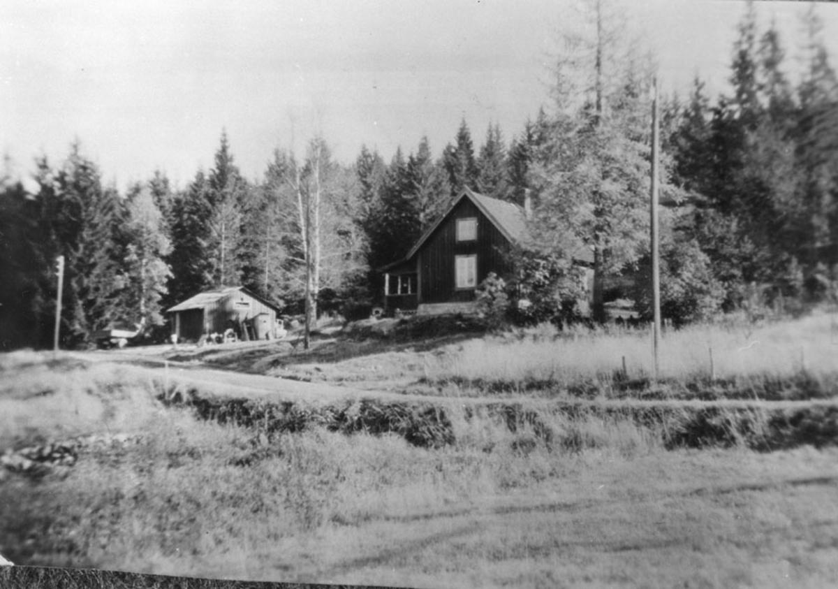 Nordløkka, bolighus og uthus
