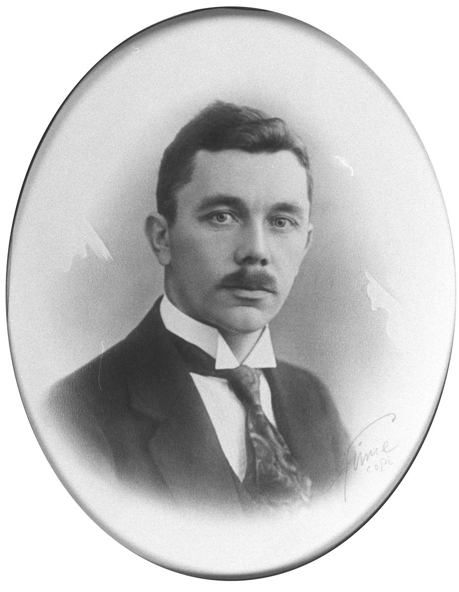 Ordfører Kr. Horgen 1929-1931
