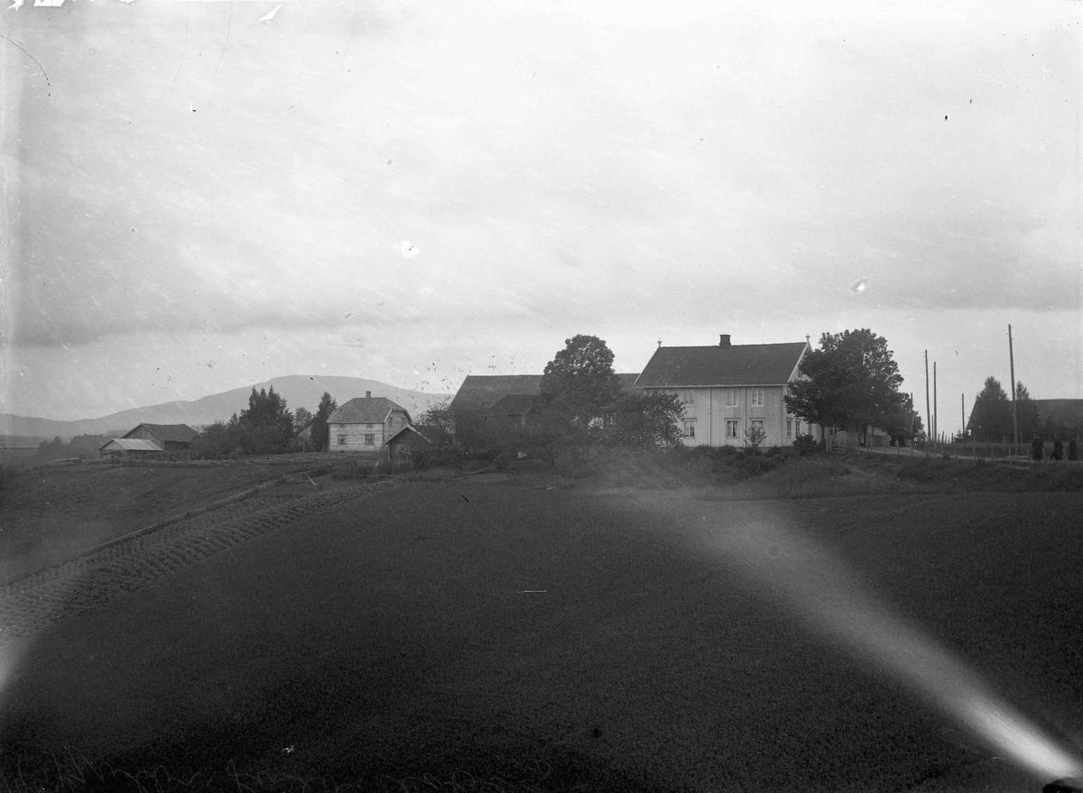 Gulbrand Ludvigsen, Aalborg, gård