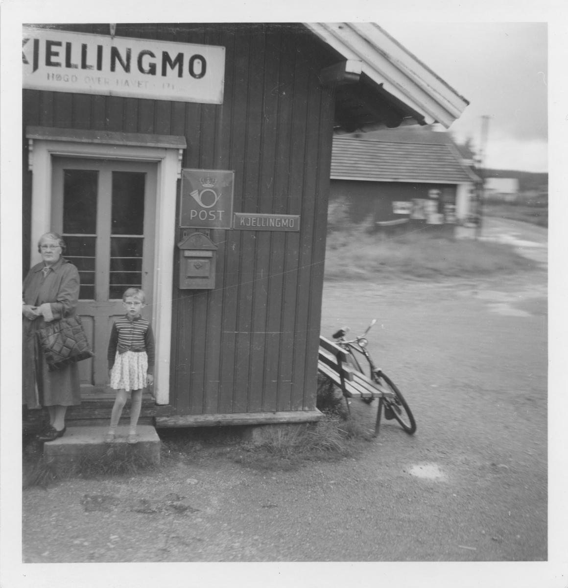 Killingmo stasjon (fra mars 1947: Kjellingmo)
