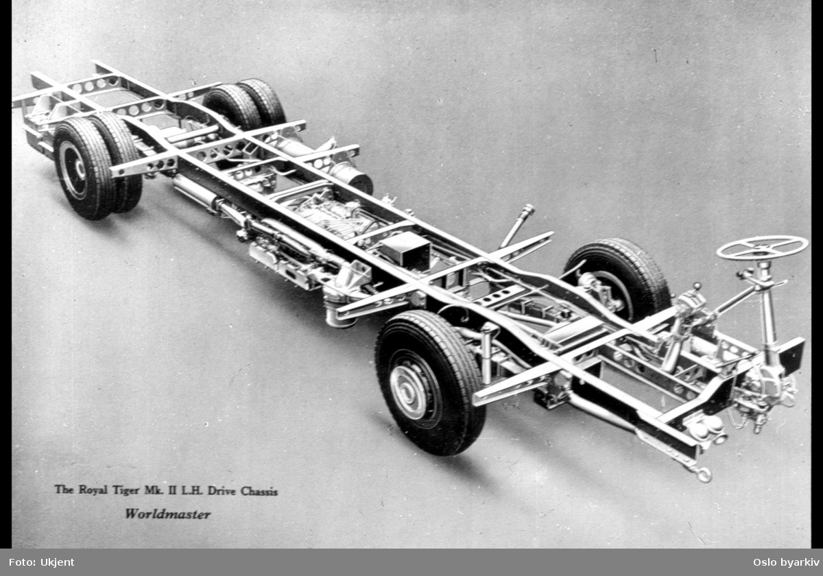 Chassis, 1956