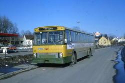 Busser, Ing. M.O. Schøyens Bilcentraler (SBC) buss A-15243 i