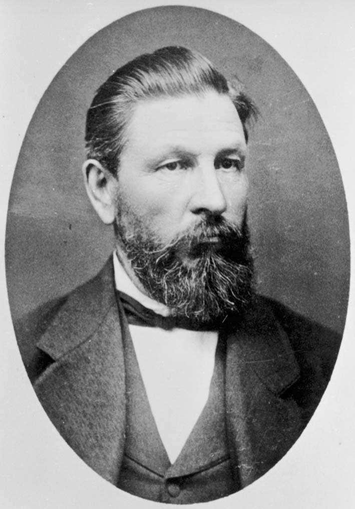 PORTRETT:TORGER KNUTSEN, FØDT: 1830-1927,