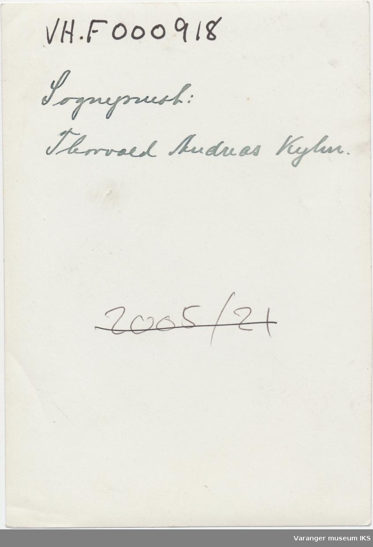 Portrett, Thorvald Andreas Kyhn