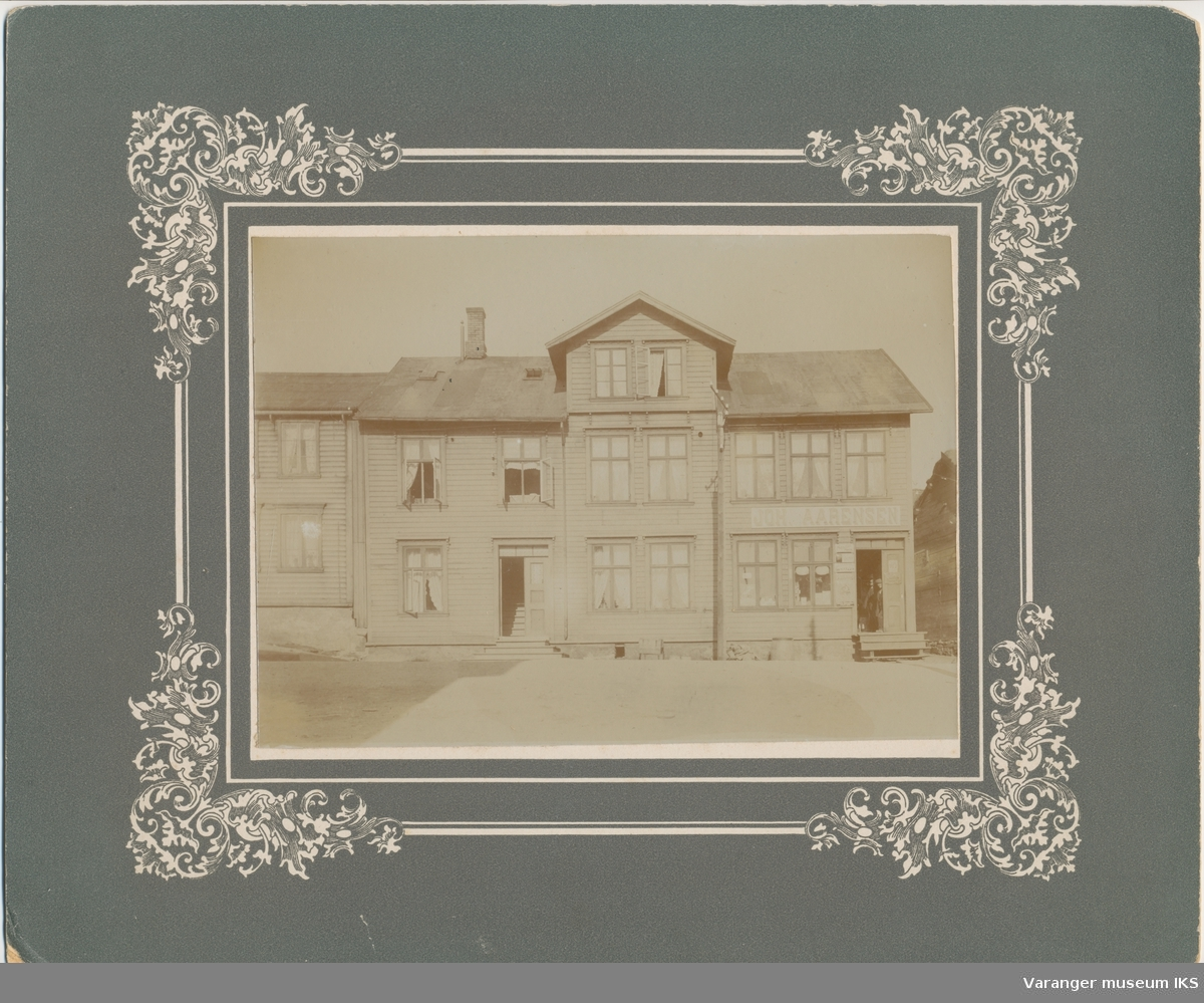 Husegården i Østervågen i Vardø, Kristian IVs gate 21